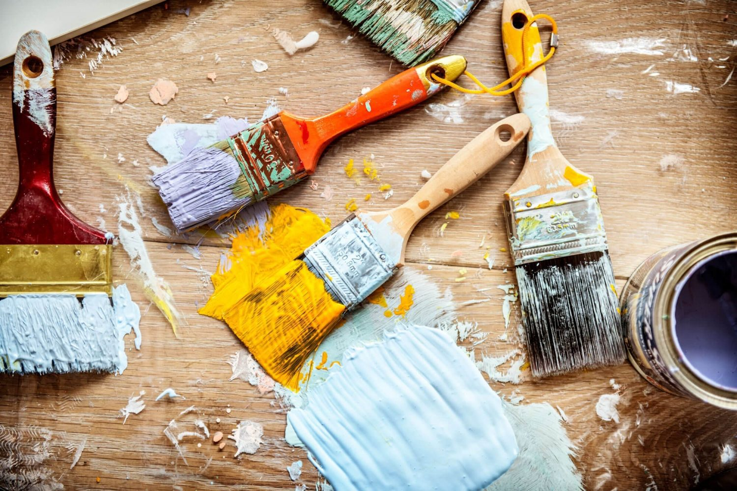 Paint Fumes from Home Improvements